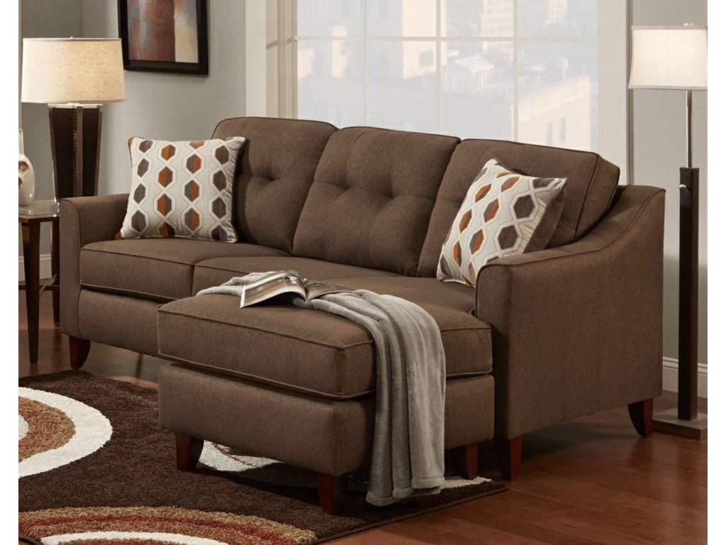 Chocolate Sofa Jensen Living Room Sofa Loveseat Chocolate Jensen2pcchlr Thesofa
