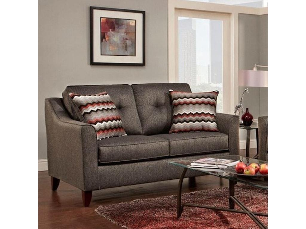 Washington Furniture 4840Love Seat