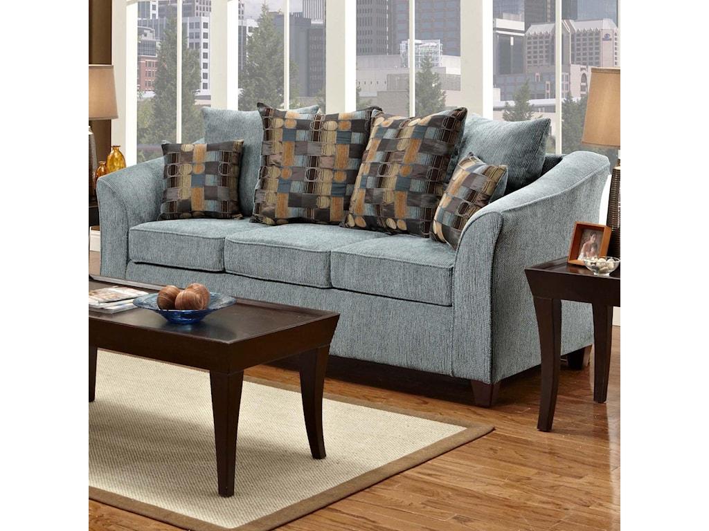Washington Furniture 5000Stationary Sofa