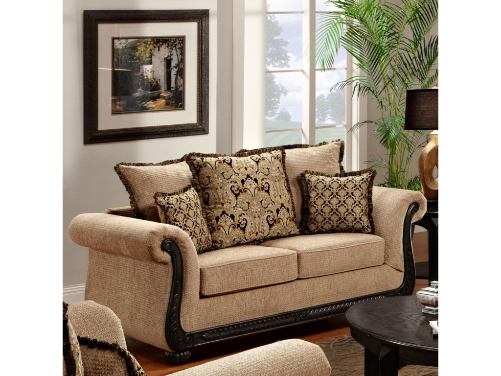 Washington 6000Loveseat