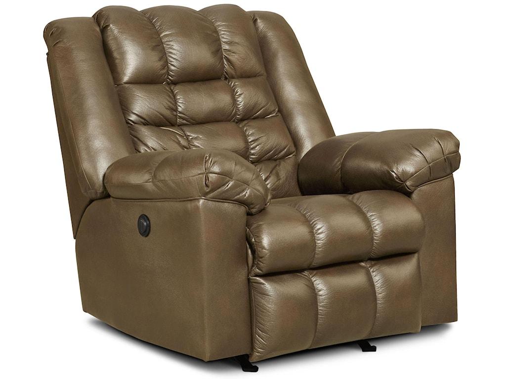 Washington Furniture 7850Power Recliner