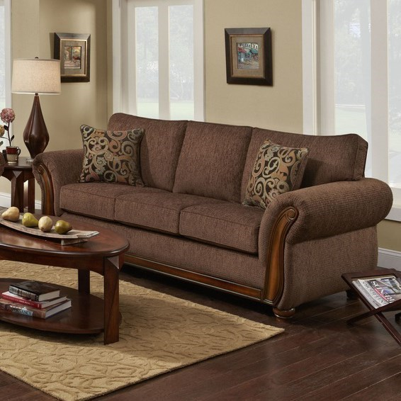 Washington Furniture 8100 WashingtonSofa