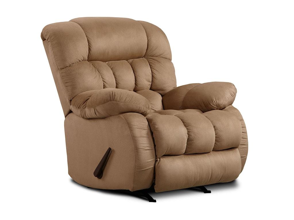Washington Furniture 9200Casual Recliner