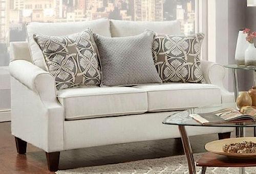 Washington Furniture 1093 Loveseat