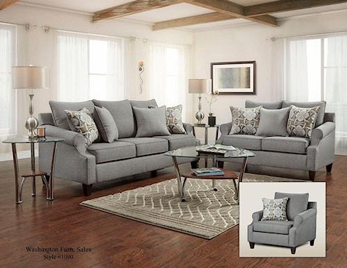 Washington Furniture 1093 Group Shot
