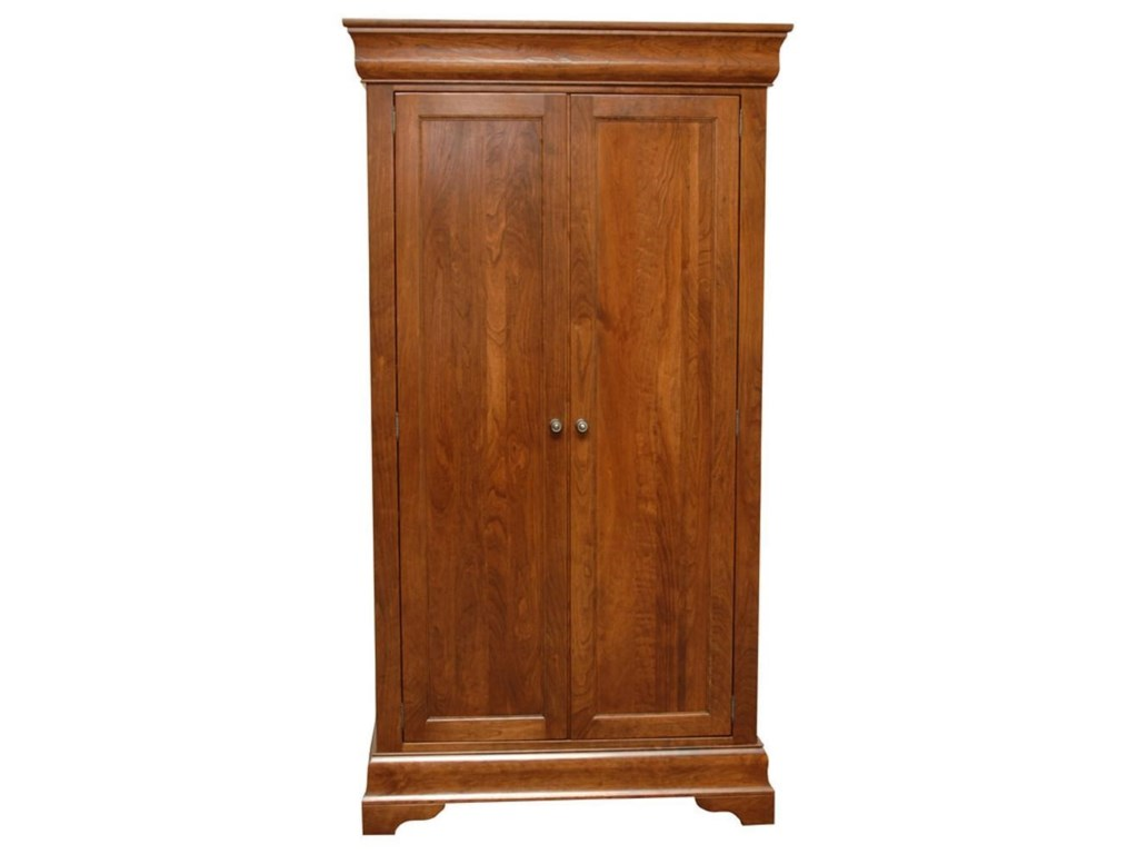 Wayside Custom Furniture ChateauArmoire