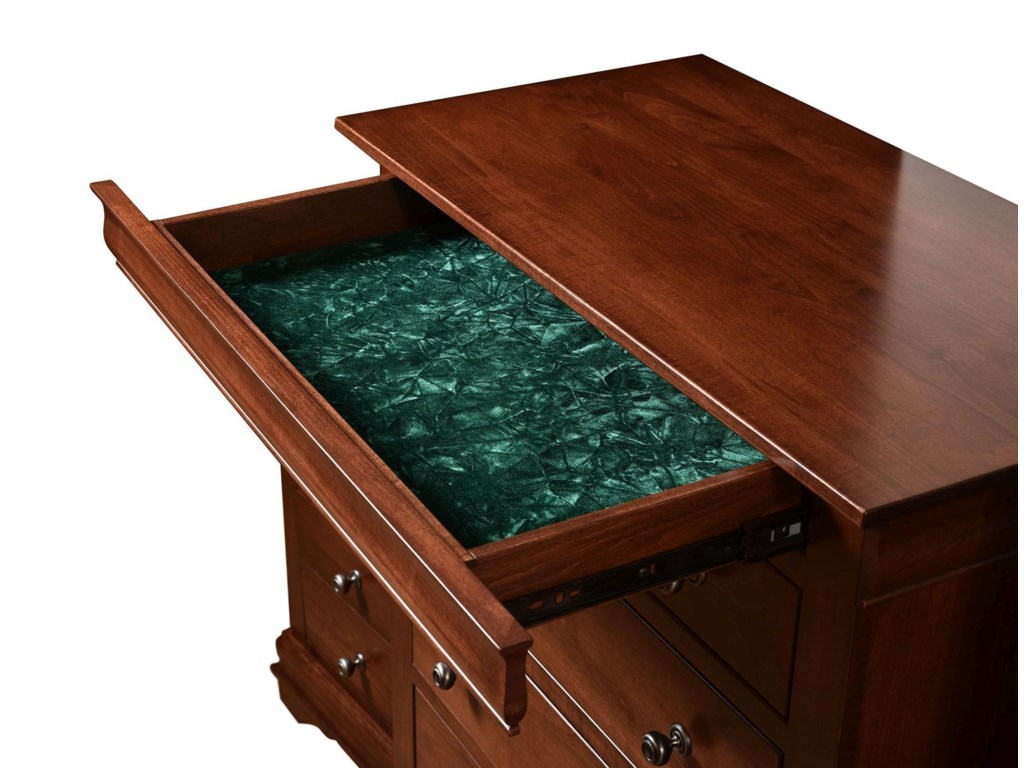 Wayside Custom Furniture ChateauSmall Chest