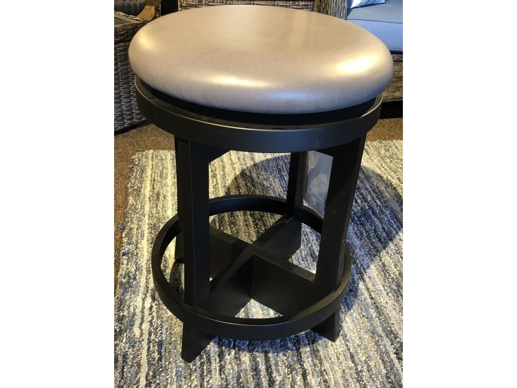 Wayside Custom Furniture Custom DiningSwivel Stool