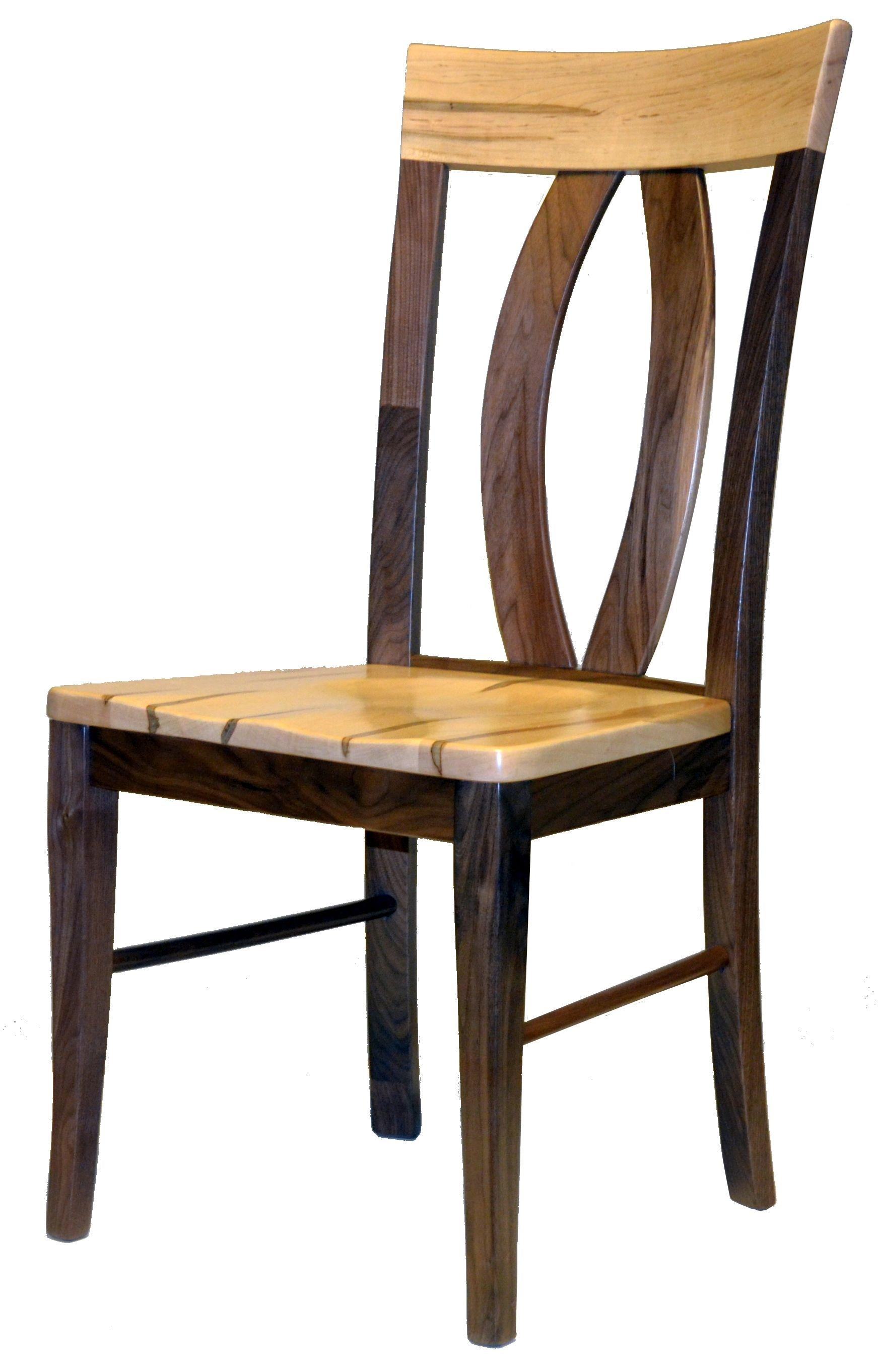 Wayside Custom Furniture Amish Dining Chairs Brookfield