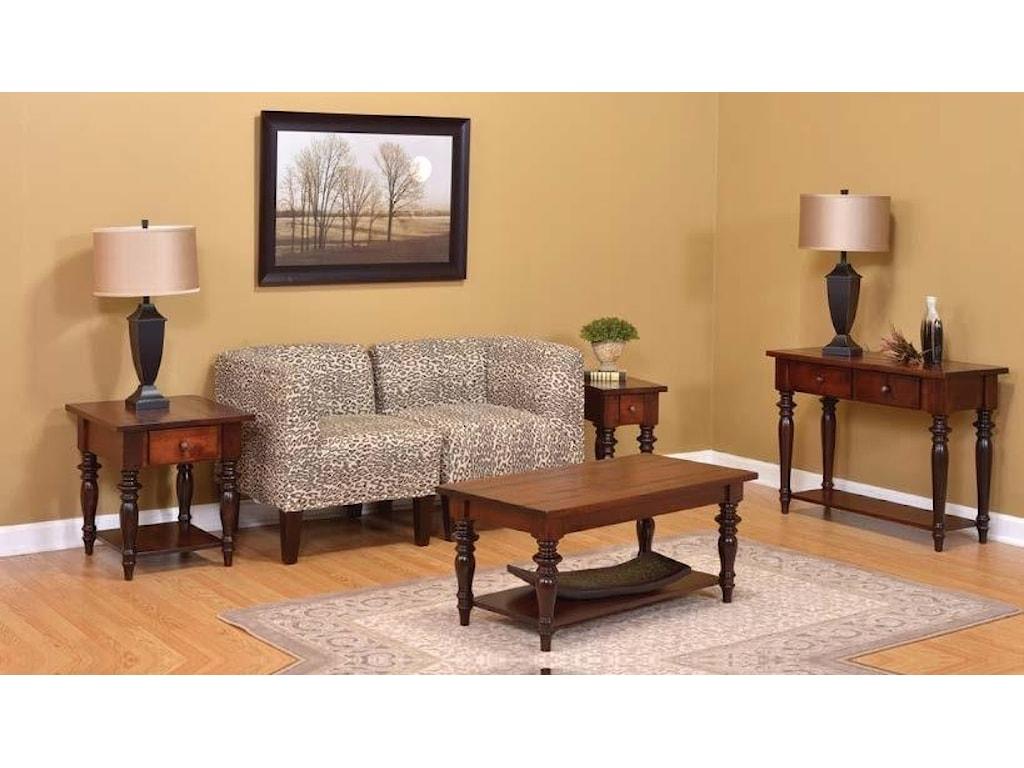 Wayside Custom Furniture LondonCocktail Table