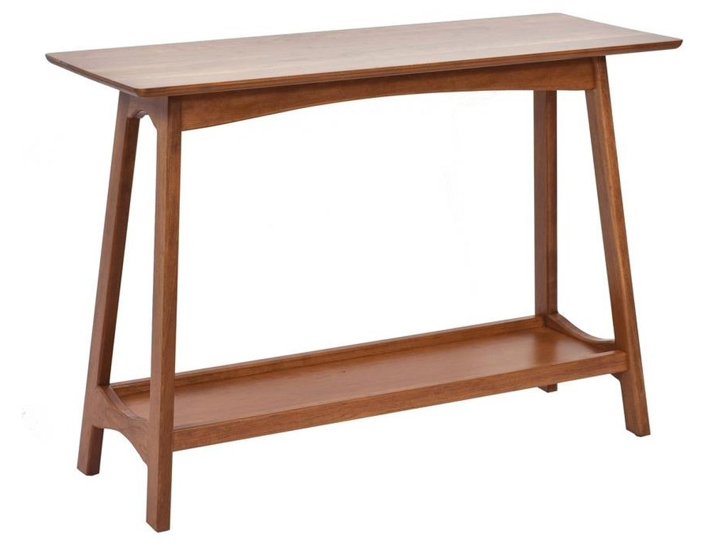 Wayside Custom Furniture LaurelSofa Table