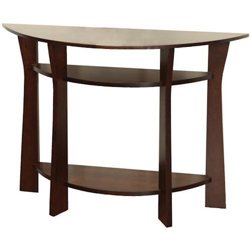 Wayside Custom Furniture Westfield Foyer Table