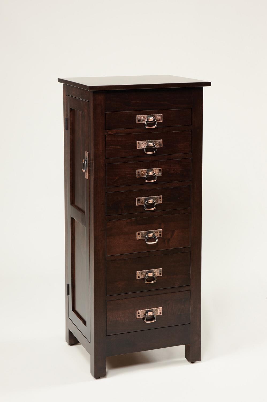 Wayside Custom Furniture Jewelry Storage 48