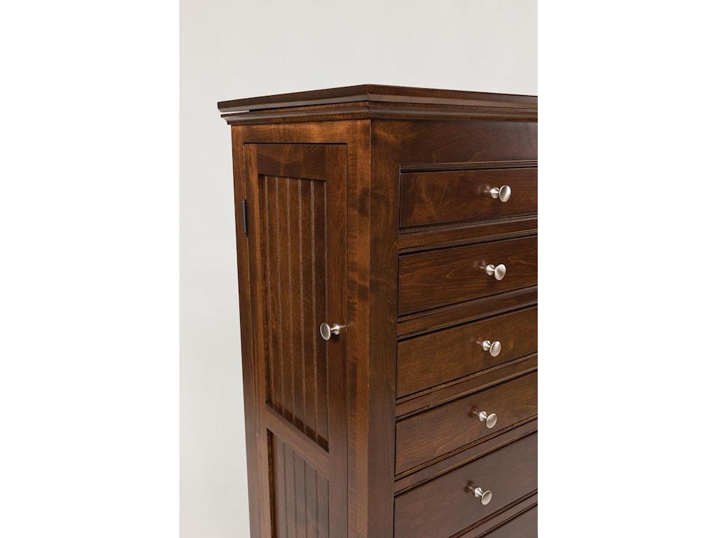 Wayside Custom Furniture Jewelry Storage48