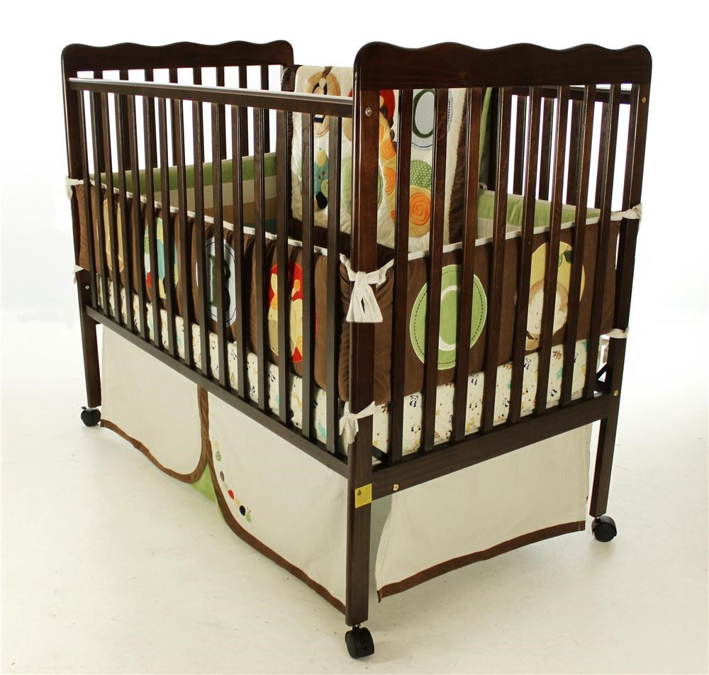 Wayside Furniture Dream On Me Crib Stationary Crib