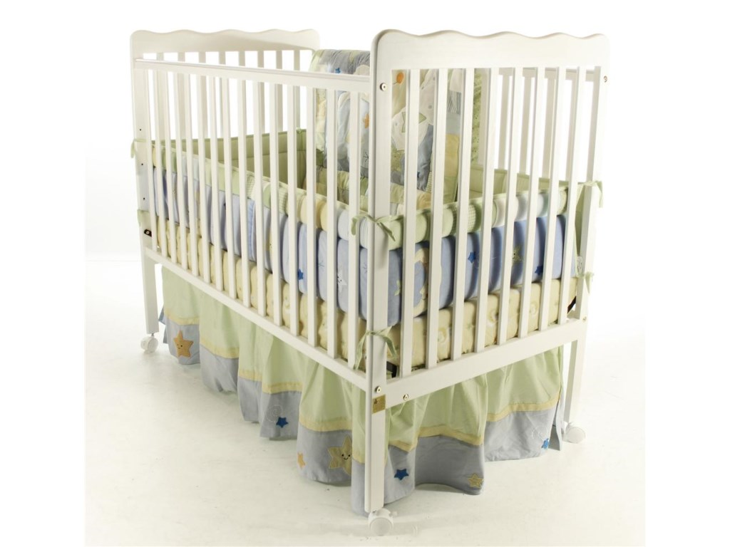 Wayside Furniture Dream On Me Crib Stationary