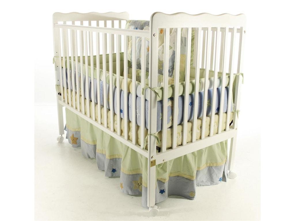 Wayside Furniture Dream On Me CribStationary Crib