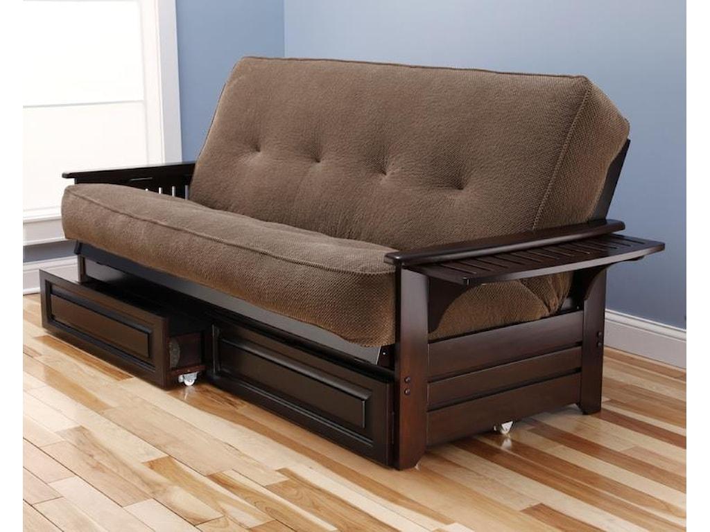 Wayside Furniture Kodiak Futon KitsPhoenix Futon