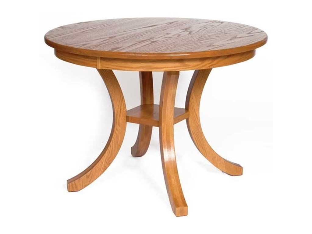 Weaver Woodcraft Custom Amish DiningCarlisle Table
