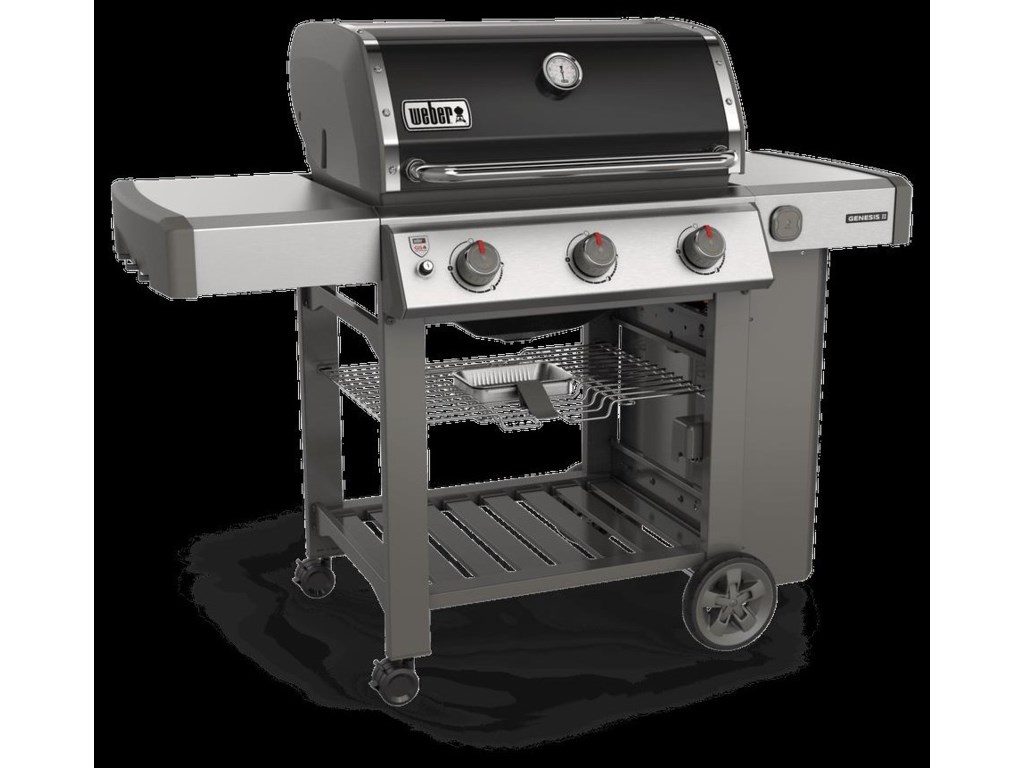 weber genesis ii se-310 special edition review