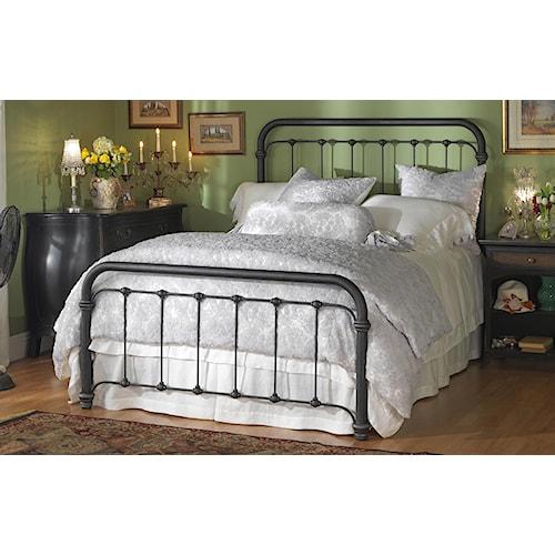 beds aspen iron fairfield wesley mattress co allen ensley by bed