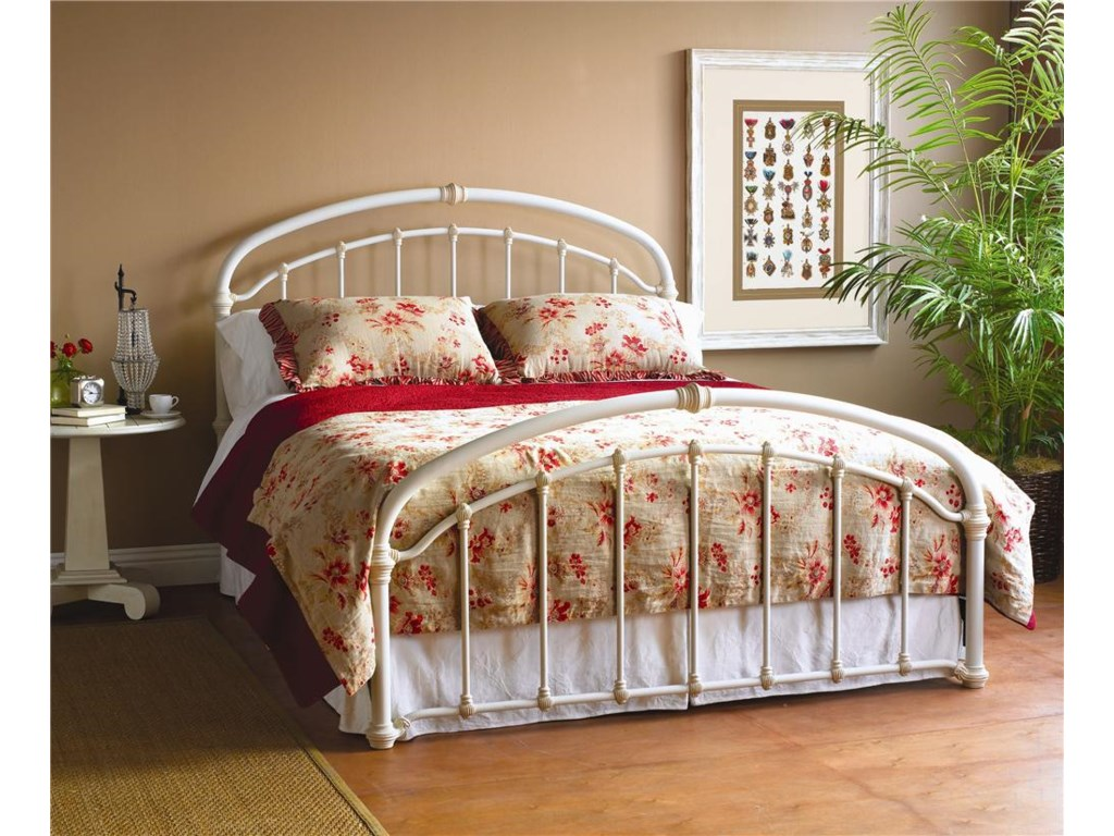 Wesley Allen Iron BedsKing Birmingham Iron Bed
