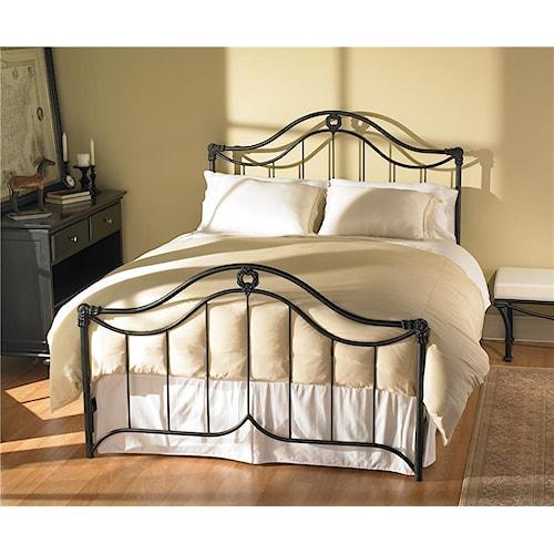 Wesley Allen Iron Beds Twin Montgomery Iron Bed