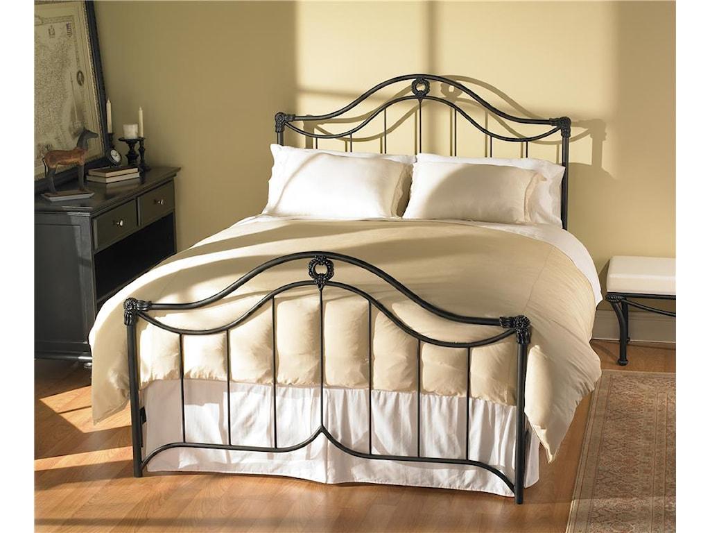 Wesley Allen Iron BedsQueen Montgomery Iron Bed