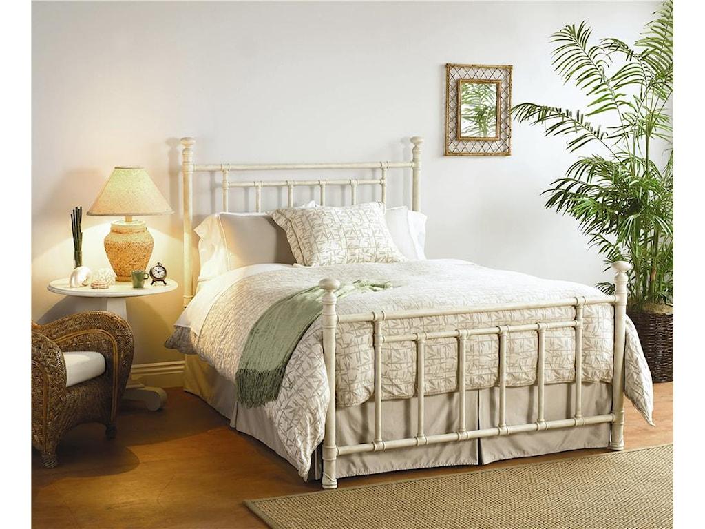 Morris Home Furnishings Iron BedsFull Blake Poster Bed