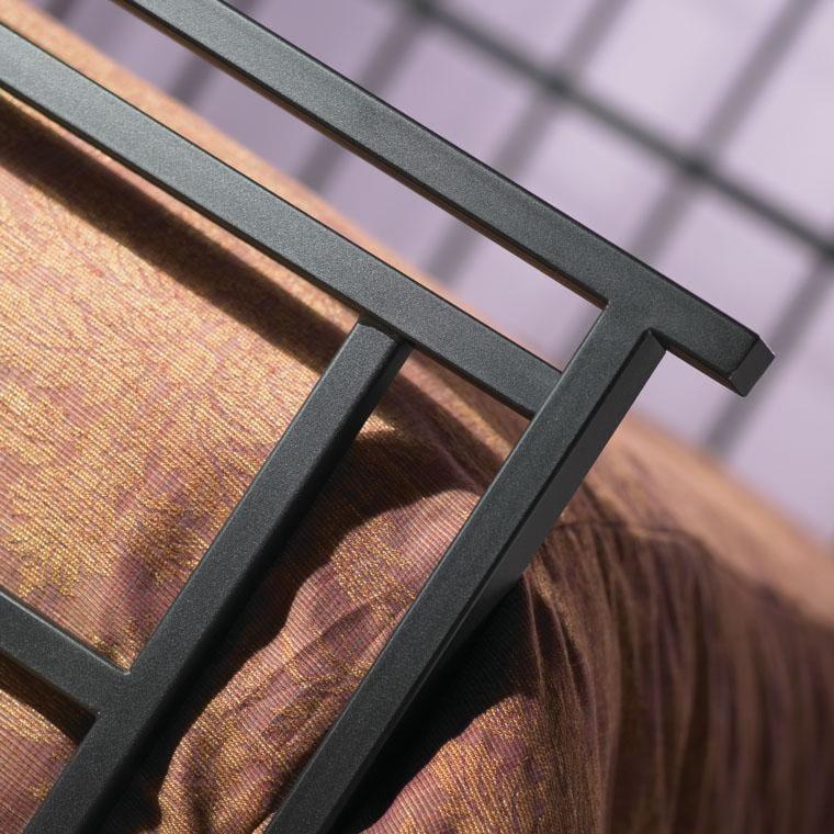 Wesley Allen Iron BedsKing Aspen Iron Bed