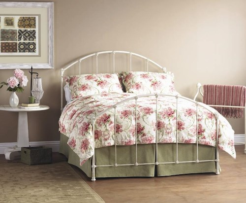 Wesley Allen Iron Beds King Complete Coventry Iron Bed