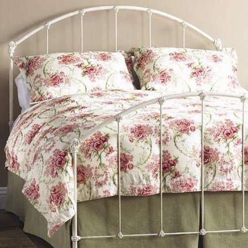 Wesley Allen Iron Beds Queen Coventry Iron Headboard