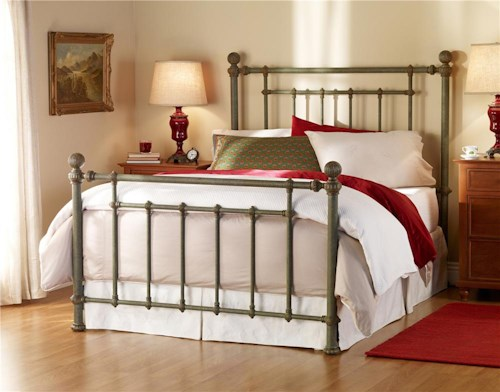 Wesley Allen Iron Beds Revere Iron Poster Bed