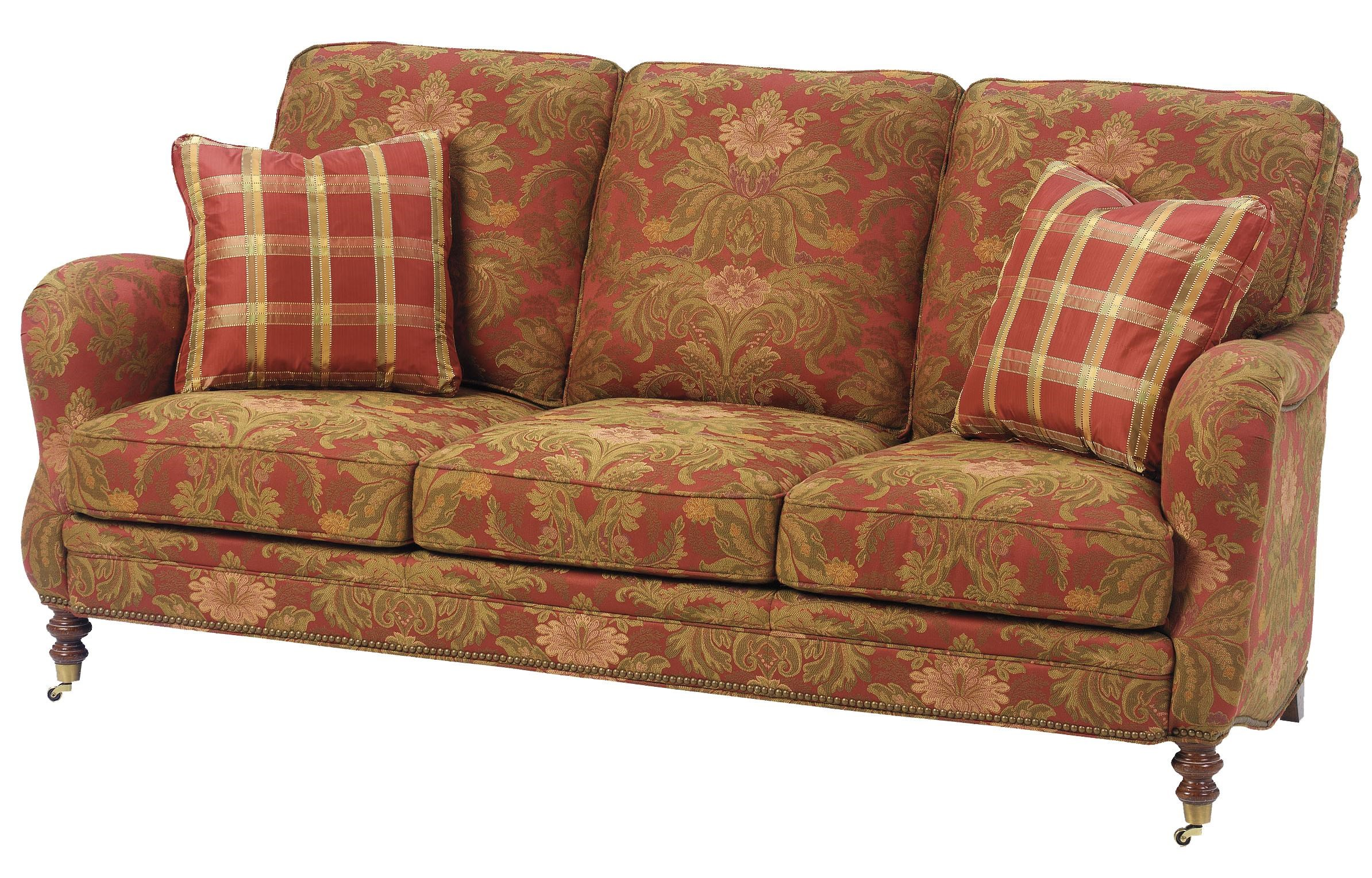 Bon Wesley Hall 1472Stationary Sofa