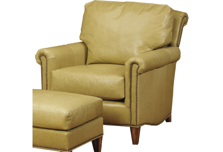 Wesley Hall Accent Chairs And Ottomans