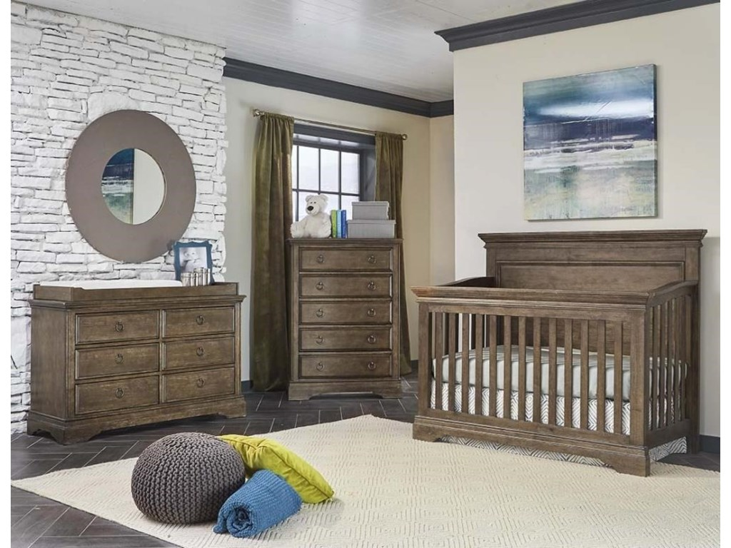 Westwood Design FoundryConvertible Crib