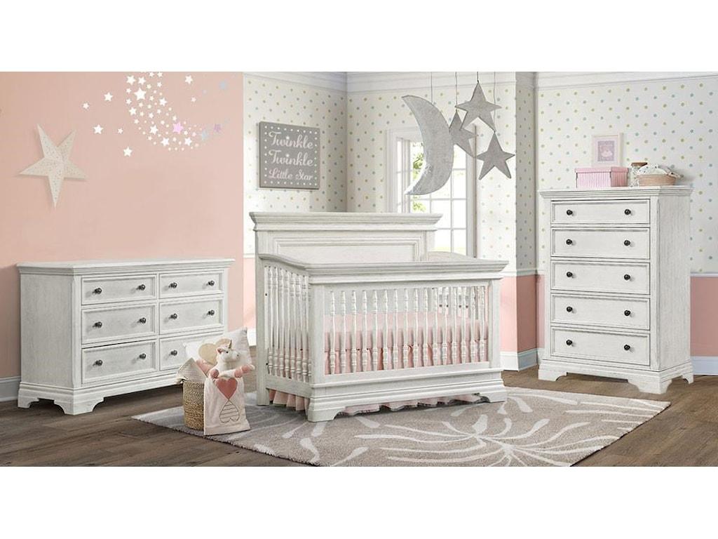 Westwood Design OliviaConvertible Crib