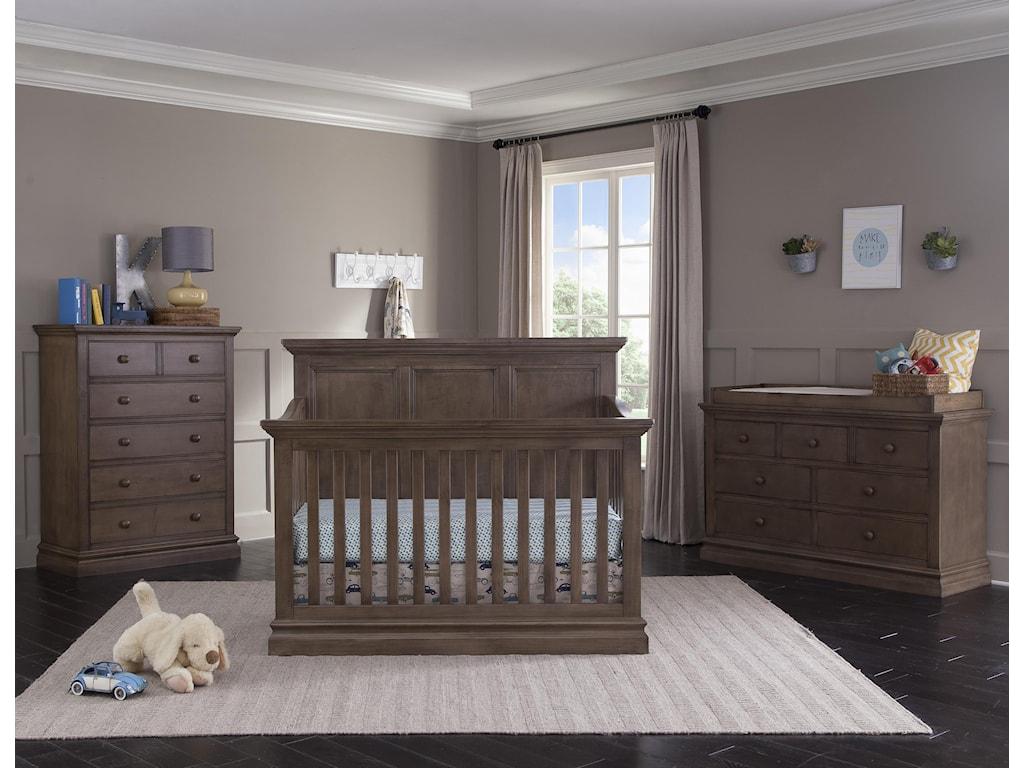 Westwood Design Pine RidgeConvertible Crib