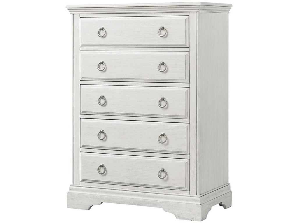 Westwood Design Riley5-Drawer Chest