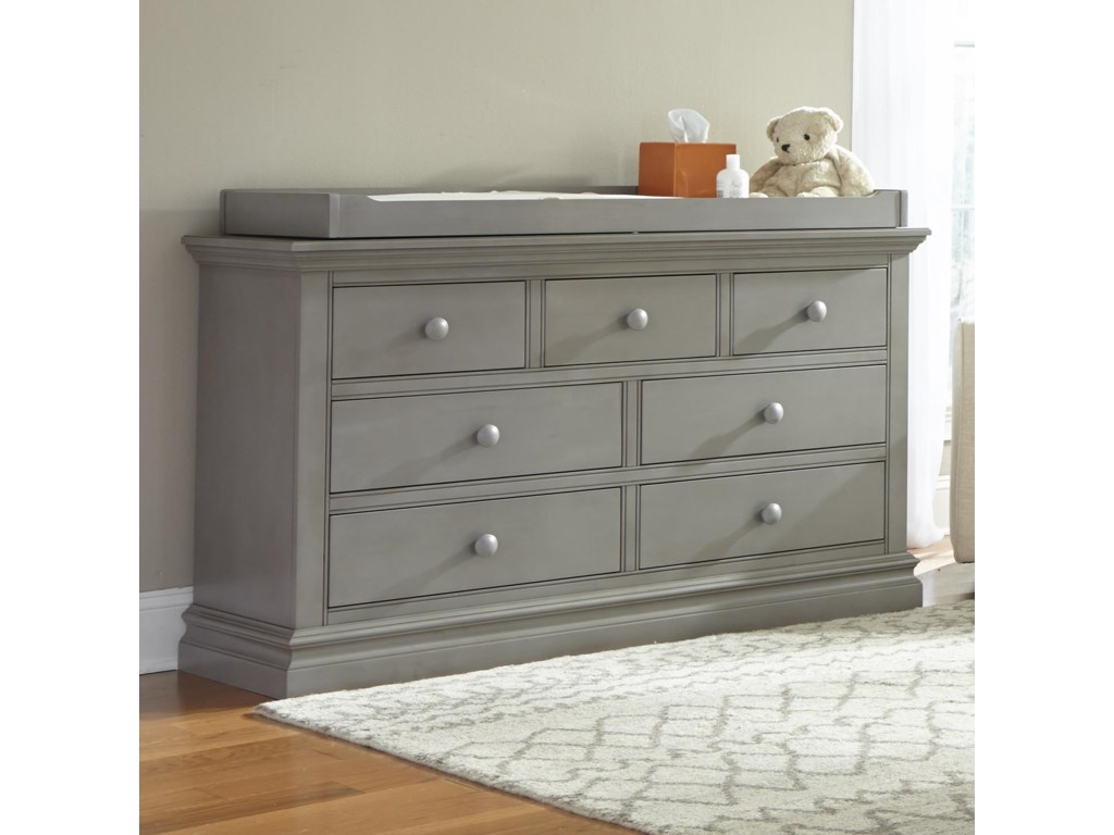Westwood Design Stone HarborDresser with Changing Top