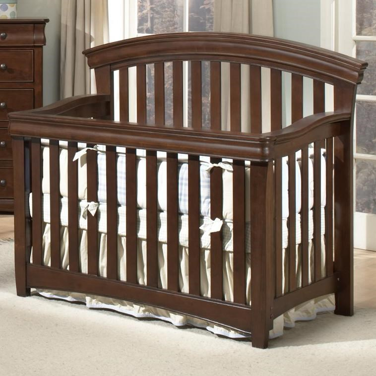 Westwood Design Stratton Convertible Crib / Toddler Bed / Daybed /  Full Size Bed