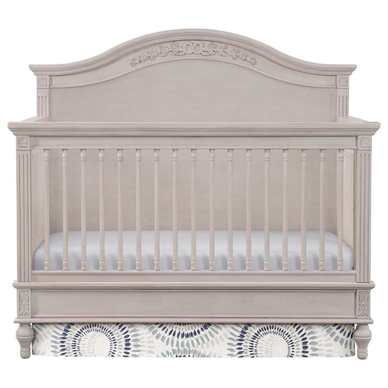 Traditional Convertible Crib