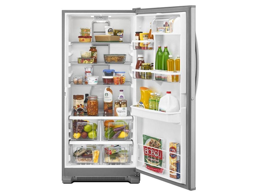 Whirlpool All Refrigerators18 cu. ft. SideKicks® All-Refrigerator
