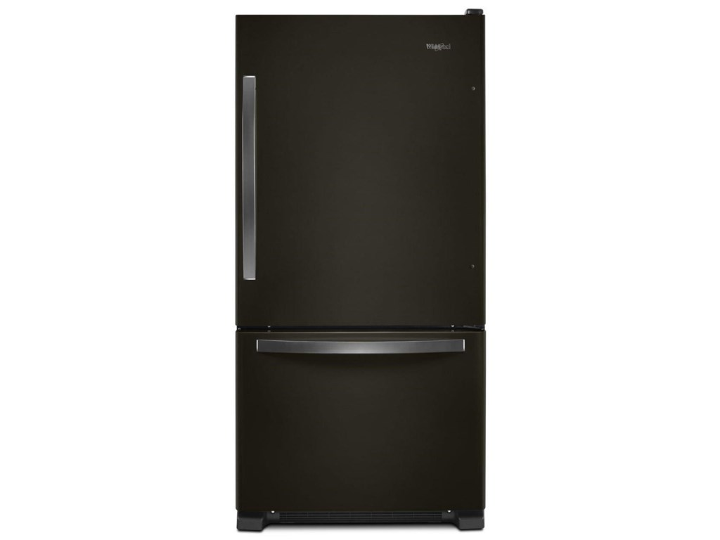 Whirlpool Bottom Freezer Refrigerators22 Cu. Ft. 33