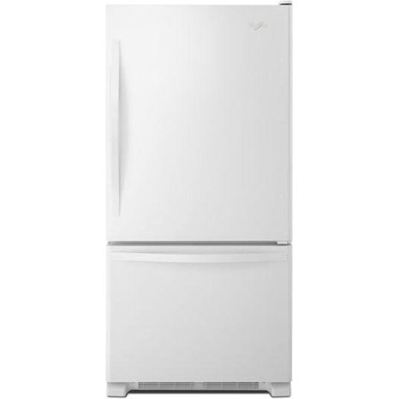 19 cu. ft. Bottom-Freezer Refrigerator with