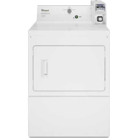 Commercial Electric Super-Capacity Dryer