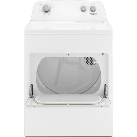 7.0 cu. ft. Top Load Electric Dryer