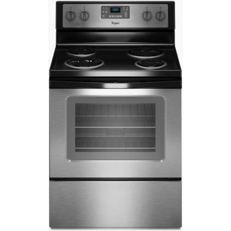4.8 Cu. Ft. Freestanding Electric Range
