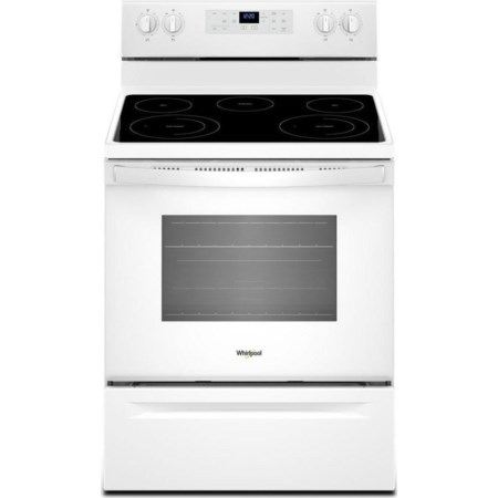 5.3 cu. ft. Freestanding Electric Range with