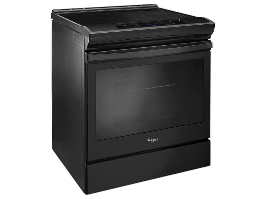 Whirlpool Electric Ranges4.8 cu. ft. Electric Front Control Range